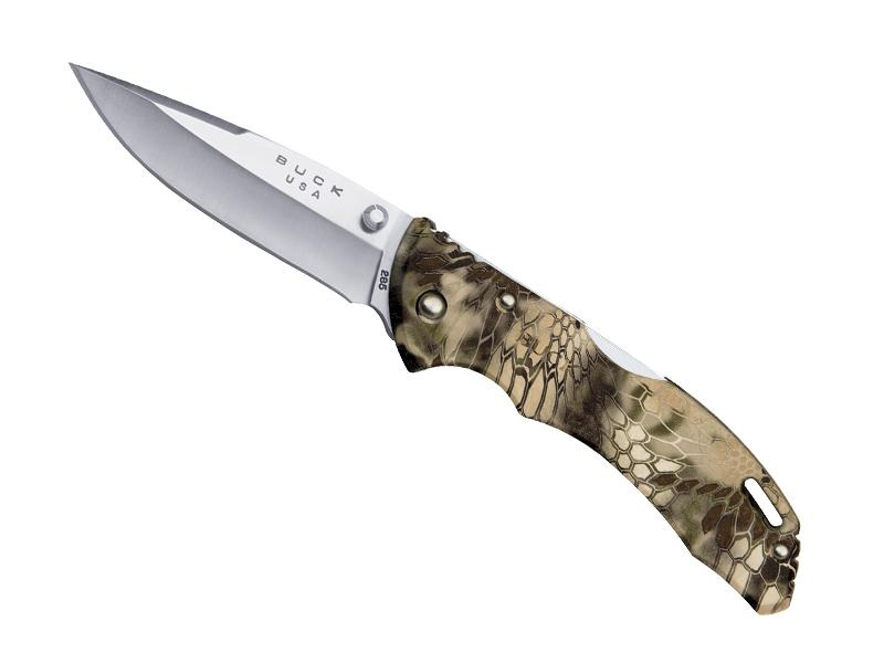 Couteau Buck Bantam Kryptek Highlander 0285CMS26